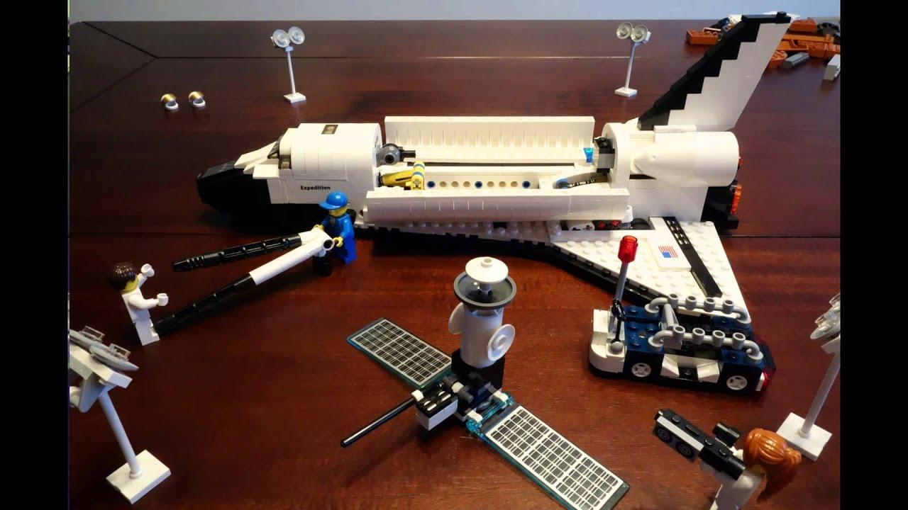 lego space shuttle you tube - photo #4