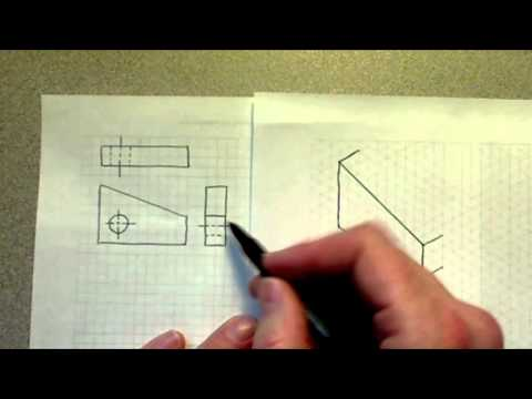 isometric-view-created-from-orthographic-views