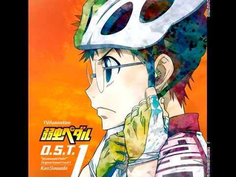 Yowamushi Pedal: Best Soundtracks (1-2 seasons and Movie)