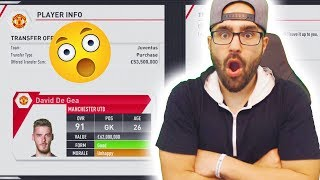 ACCEPTING EVERY TRANSFER OFFER MANCHESTER UNITED *CHALLENGE*! FIFA 17 Career Mode