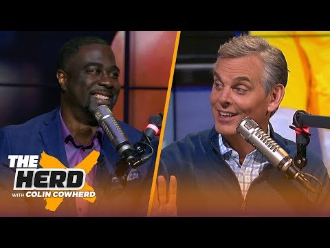 Chris Haynes on DeMarcus Cousins' return to Warriors, LeBron's injury & AD's future | NBA | THE HERD