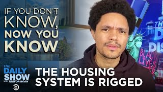 Black Home Ownership - If You Don't Know, Now You Know | The Daily Social Distancing Show