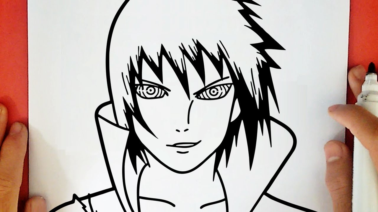 Comment dessiner sasuke rinnegan youtube - Comment dessiner sasuke ...