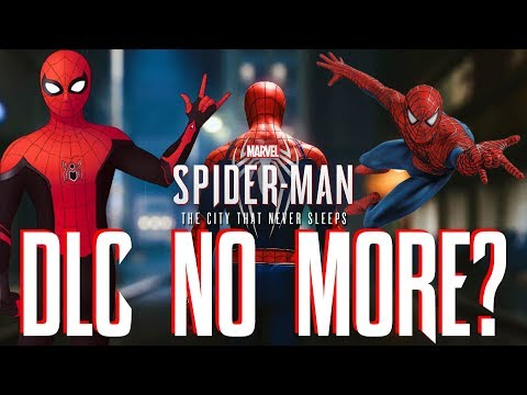Spider-Man PS4: DLC NO MORE?!? NEW Update, FUTURE Projects, & More!!!