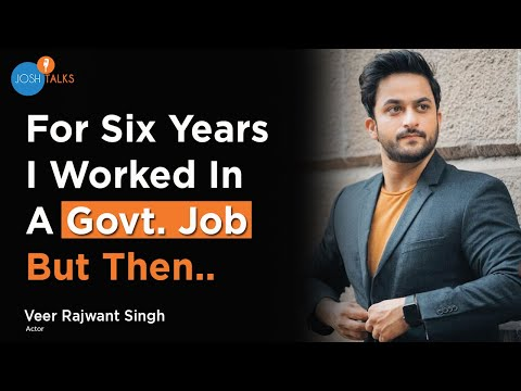 Veer Rajwant | The Answer To 'PERFECT Job Vs DREAM Career' | FilterCopy | Career Motivation
