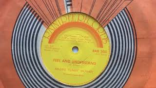 "Masike ""Funky"" Mohapi ‎– Feel And Understand"