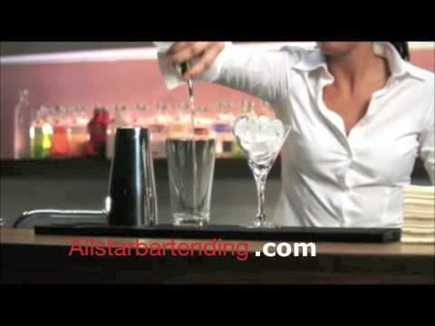 1-800-BARTEND  (BARTV)-How To Make A Cosmopolitan