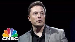 Tesla Ties CEO Elon Musk