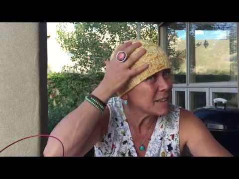 Youtube-Tutorial: Socken, Tücher und frisch gesponnenes! ZiaWoolz  StudioBuzz 24 (deutsch)
