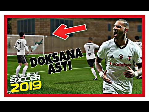 4 4'Lük online maç! Beşiktaş Modu, v6.12 - Dream League Soccer 2019 Türkiye