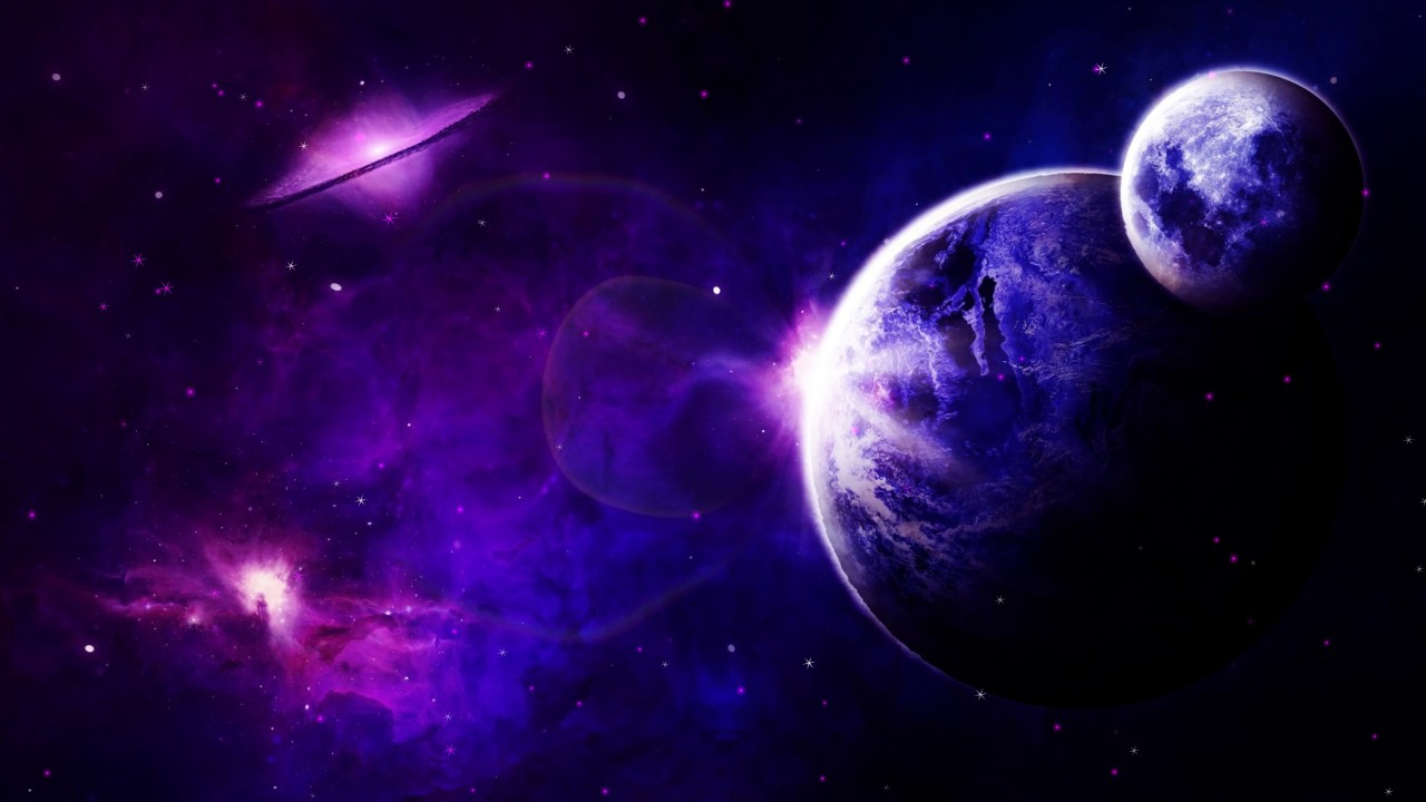 Place In Space Screensaver K
