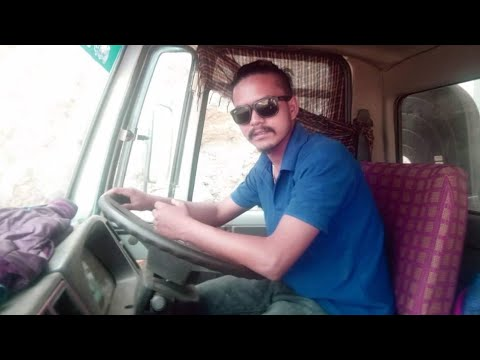 My Tipper Driving Experience || Ashok Leyland 1616il