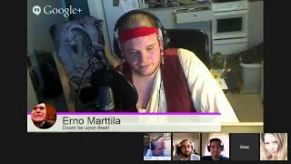 Irreverent Skeptics Hangout: Potluck Skepticism