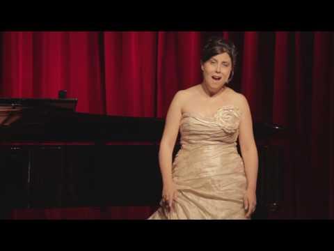 """Anabela Ferreira – Luis Filipe Sá - """"Addio del passato"""" - Verdi"""