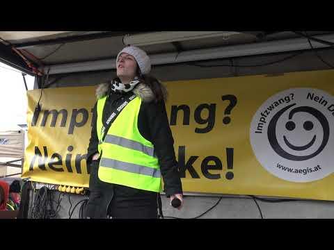 Heldenplatz-Demo am 16. Jänner