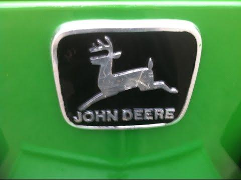 Restoration (Remont John deer 2250 )