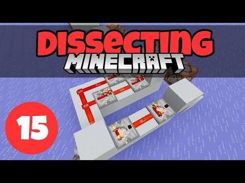 Dissecting Minecraft #15: Tile Ticks | Minecraft 1.13