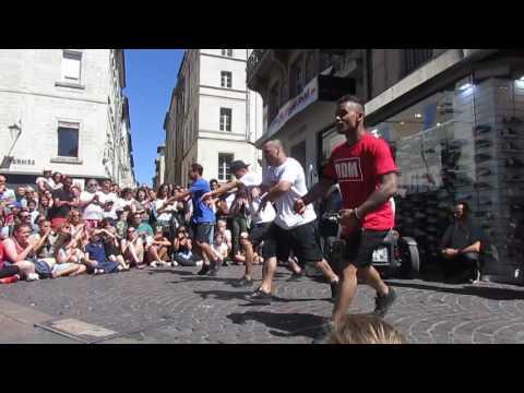 DDM : Les drôles de mecs (festival d'Avignon 2016)