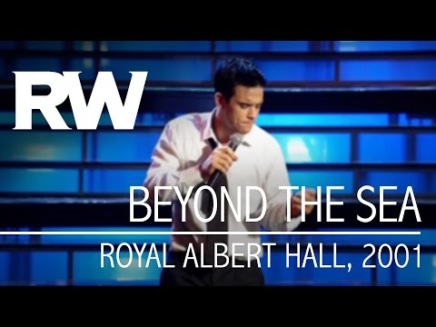 Robbie Williams  Beyond The Sea   At The Albert 2001