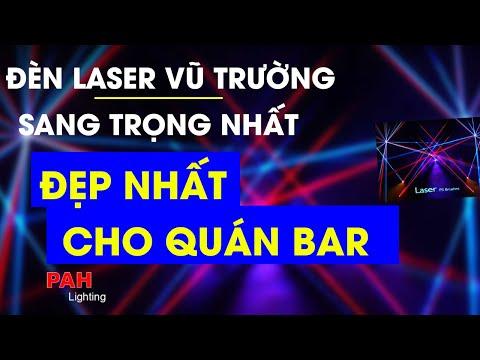 Đèn sân khấu PAH lighting