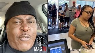 Trick Daddy Responds To Complaints Of Long Lines At His Restaurant! 🤬