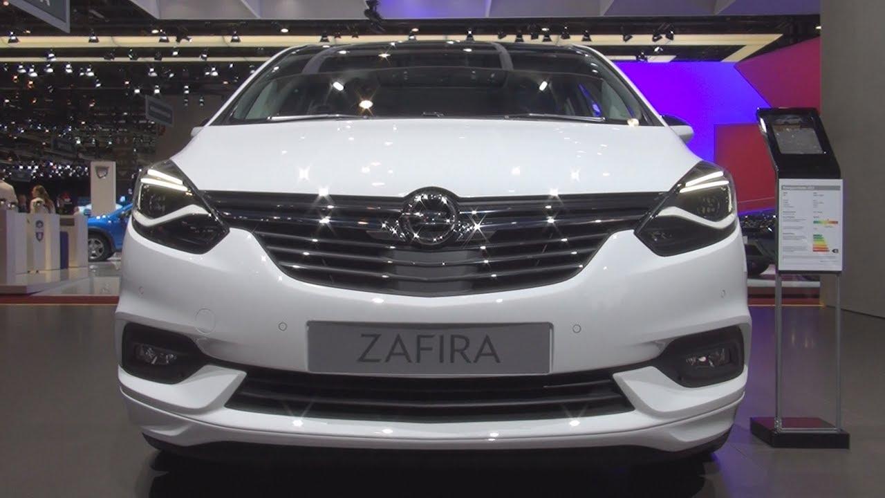 Opel Zafira Opc Line 1 6 Ecotec Dit S S 200 Hp 2017 Exterior And