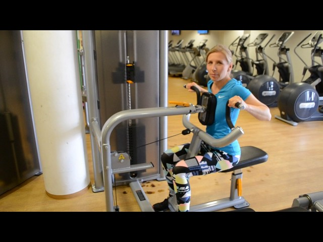 ćwiczenie 4 - siłownia
