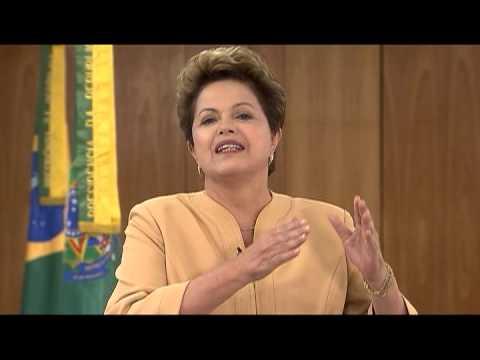 Dilma Rousseff anuncia projetos para saúde, educação e mobilidade no transporte urbano