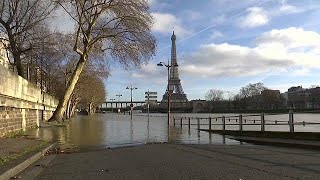 La France en vigilance inondations