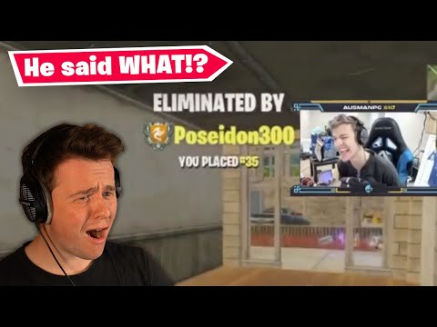Reacting to Top 50 MOST watched fortnite clips of ALL TIME