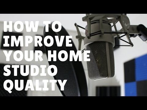 Upcoming Artists: The Most Important Equipment For Your Home Studio