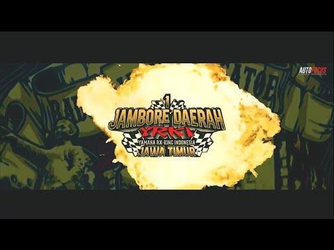 Jambore Daerah 1 YRKI Yamaha RX KING Indonesia Korwil Jawa Timur  (Official After Movie) HD
