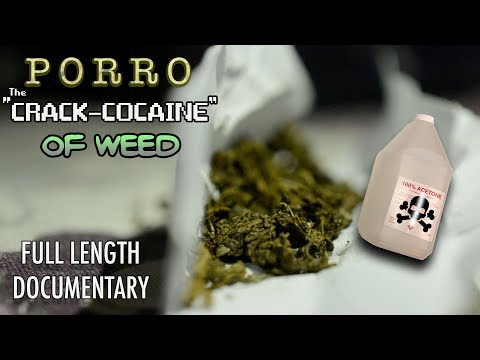 INSANE Toxic Marijuana Epidemic in Chile | FULL DOCUMENTARY