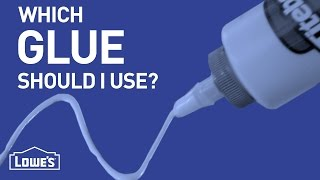 Which Glue Should I Use? | Diy Basics
