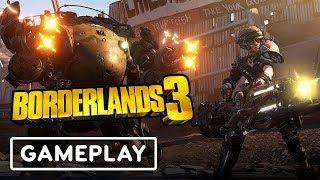 17 Minutes of Borderlands 3 Moze Gameplay - E3 2019
