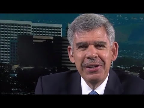 Mohamed El-Erian talks