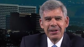 Mohamed El-Erian talks yield curve, recession and global economy