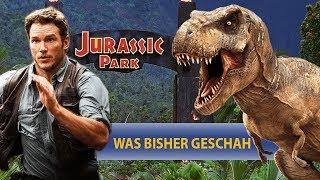 Jurassic World 2: Das gefallene Königreich | Wir fassen alle Jurassic Park Filme für euch zusammen