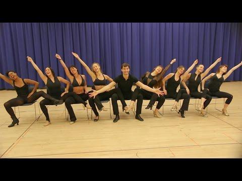 American Dance Machine Reimagines Classic Broadway Choreography