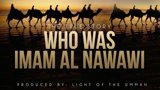Who Was Imam Al Nawawi (R)