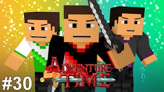 """BURNING FINGERS"" Minecraft: Adventure Time with the Finest! Ep. 30"