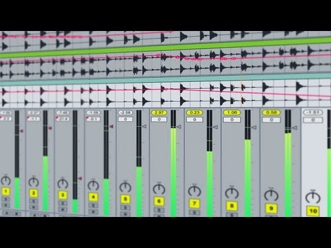 Ableton Live Volume Automation (The right way)
