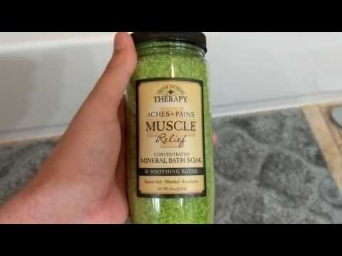 Village Naturals Therapy Aches + Pains Muscle Relief Review