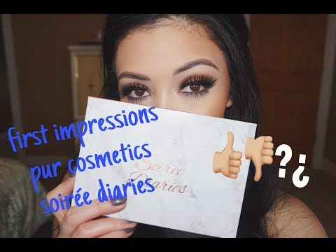 New Pur Cosmetics | First Impressions, Demo, & Swatches