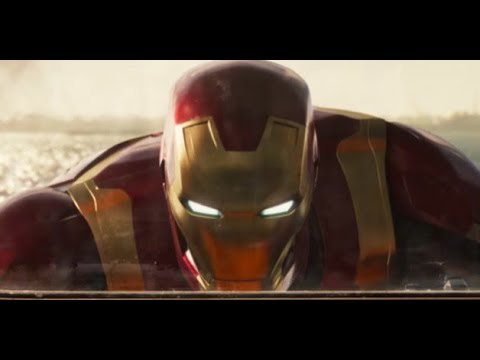 All Mark 47 (Iron Man suit) scenes -Spider-man : Homecoming HD 1080p