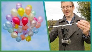 How To Make a DIY Drone - Cheap Shot Challenge - Earth Unplugged