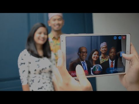 Next for Nigeria - Augmented Reality application