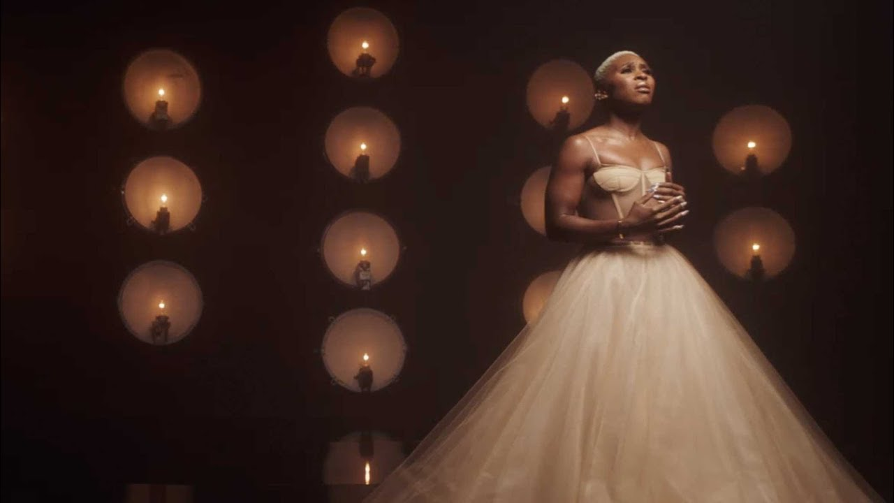 Stand Up  Official Music Video  Performed by Cynthia Erivo  HARRIET  Now In Theaters