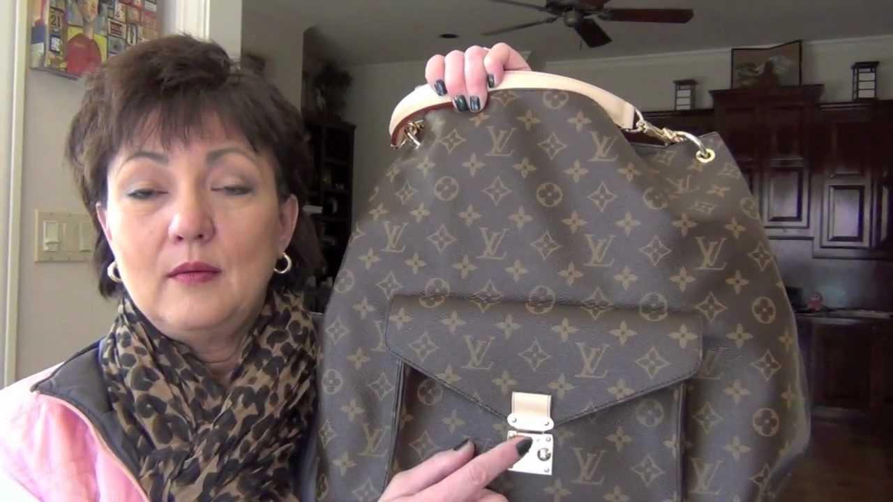 6355ba2ea6bf6 Louis Vuitton Metis - YouTube