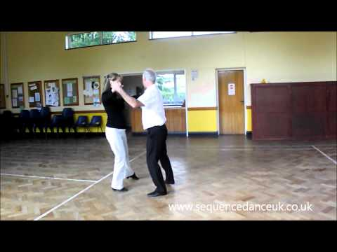 Harry Lime Foxtrot Sequence Dance to Music